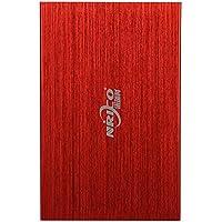 HDD 2.5 Nrico Portable External Hard Drive160GB USB2.0 Hard Drive PC Disk (red)