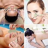Anti-Aging Jade Roller & Gua Sha Scraping Massage