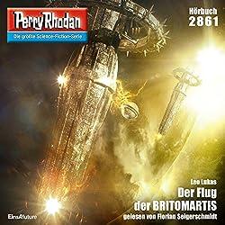 Der Flug der BRITOMARTIS (Perry Rhodan 2861)