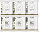 Best Makeup Remover for Sensitive Skin ArtNaturals Makeup Remover Cleansing Wipes-Towelettes  6 Pack  Facial Wipes Remove All Makeup Including Waterproof Mascara  for Sensitive Face and Skin with Cotton Extract 30 Count per Pack