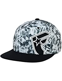 Famous Aerosol Badge Flex Hat L/XL
