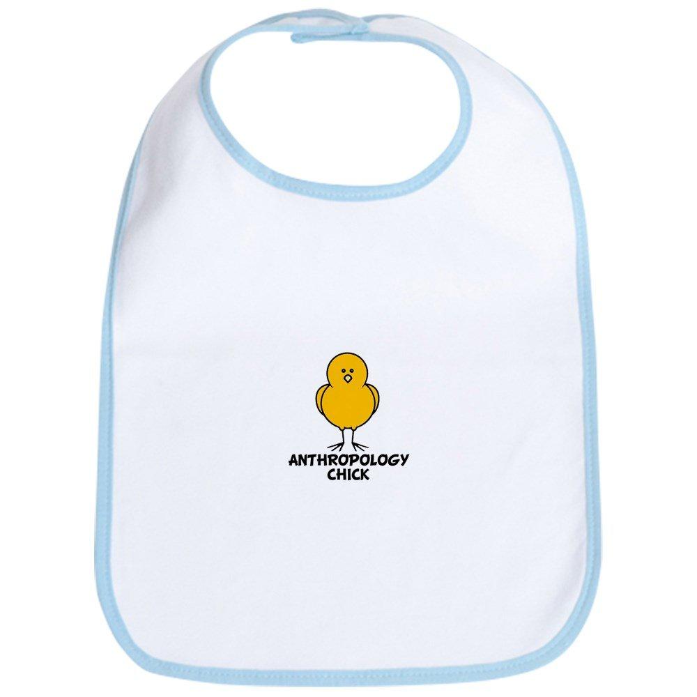 b68c0ebb1cbf4 CafePress - Anthropology Chick Bib - Cute Cloth Baby Bib, Toddler Bib:  Amazon.co.uk: Clothing