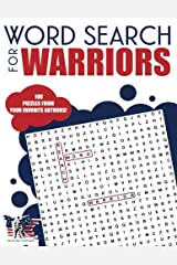 Word Search For Warriors: Authors For A Cause (Volume 1) Paperback