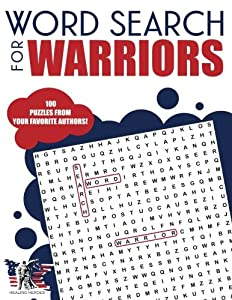 Word Search For Warriors: Authors For A Cause (Volume 1)