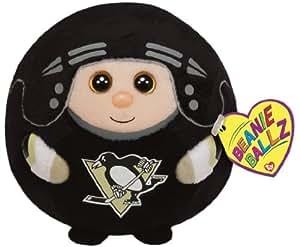 Ty Beanie Ballz Pittsburgh Penguins Plush, Medium