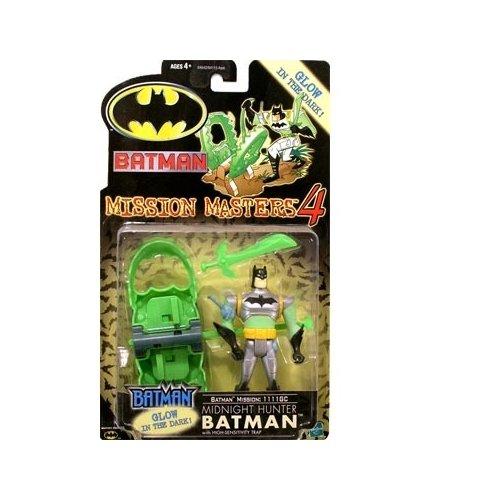 Batman: The New Batman Adventures Mission Masters 4 Midnight Hunter Batman Action Figure