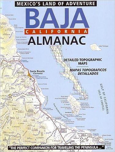 Baja California Almanac Baja Almanac Publishers 9780965866323