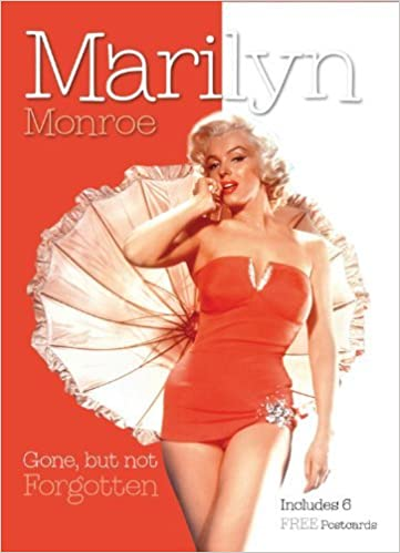 Book Marilyn Monroe: Gone, but not Forgotten; Includes 6 FREE Postcards (Book and Print Packs) by Instinctive Editorial (2012-01-01)