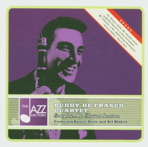 Complete Mr Clarinet Sessions by Jazz Factory