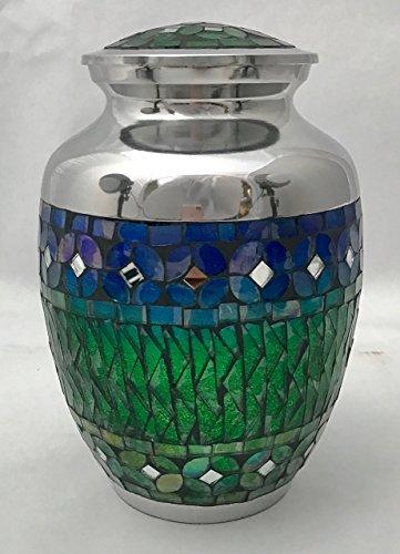 Medium Mosaic Funeral Cremation Humans product image