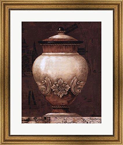 Amazon.com: Timeless Urn I by Pamela Gladding Framed Art Print Wall ...