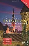 Colloquial Estonian (Colloquial Series)