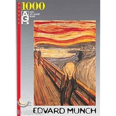 Puzzle Editions Ricordi 1000 Pezzi Lurlo Munch