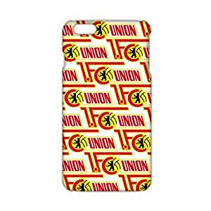 Cool-benz FC Union pattern 3D Phone Case for iphone 6