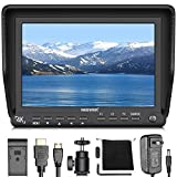 Neewer NW-S7 7 inches 4K HD Field Monitor with HDMI Input and Output Signals 1920x1200 IPS Screen, DC Power for Canon Nikon Sony Olympus Pentax Panasonic DSLR Camera Camcorder