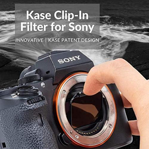 Kase Clip In Filter Set Mit 4 Filtern Uv Nd8 Nd64 Kamera