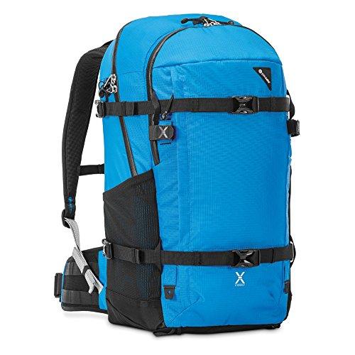 Pacsafe Venturesafe X40 Multi-Purpose Backpack, Hawaiian Blue