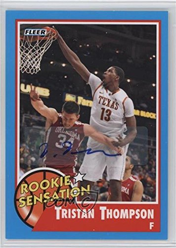Tristan Thompson (Basketball Card) 2011-12 Fleer Retro - [Base] - Autographs [Autographed] #51