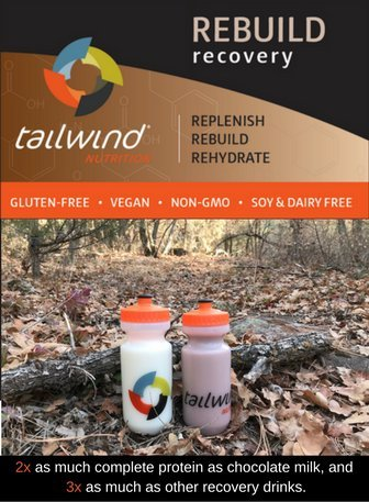 Tailwind Nutrition Rebuild Recovery Chocolate 12 Stick Packs   by Tailwind Nutrition (Image #4)