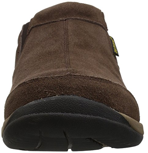 Old Friend Men's Adirondack Moccasin, Chocolate Brown, 12 M US by Old Friend (Image #4)