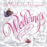The World's Most Unforgettable Weddings, Deborah McCoy, 0806521856