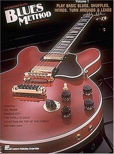 Hal Leonard Guitar: Blues Method, Vol. 1