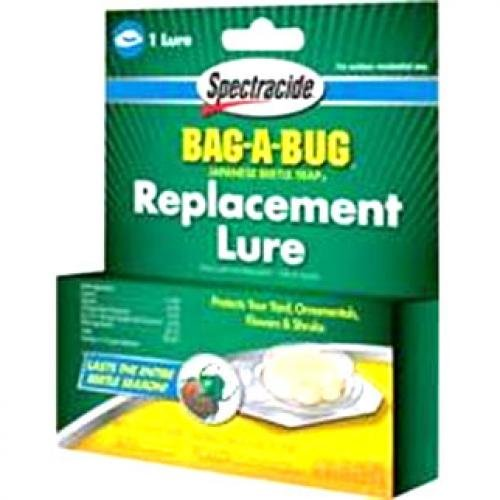 SPECTRACIDE BAG-A-BUG JAPANESE BEETLE TRAP LURE