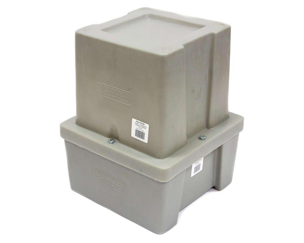 Scribner Plastics 5199 Rear End Case - Ford 9in by Scribner Plastics (Image #1)