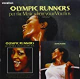 Put the Music Where Your Mouth Is Out in Front Import Edition by Olympic Runners (2010) Audio CD