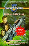 """Babylon 5"": Clark's Law (A Channel Four book): Clarke's Law"