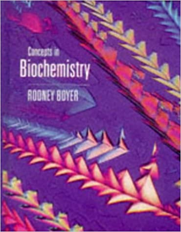 concepts in biochemistry high school retail version  concepts in biochemistry high school retail version 9780534172084 medicine health science books com