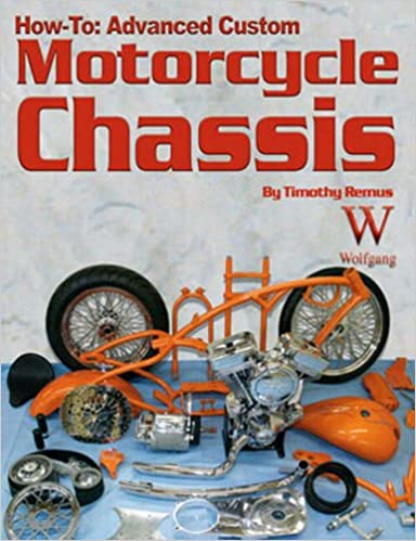 How to Build Advanced Motorcycle Chassis