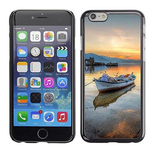 "Premio Sottile Slim Cassa Custodia Case Cover Shell // F00003493 le coucher du soleil // Apple iPhone 6 6S 6G 4.7"""