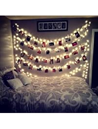 Indoor string lights | Amazon.com
