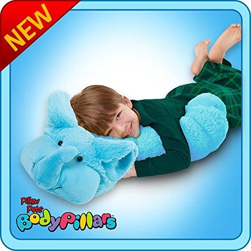 Set Of 4 Pillow Pets Pee Wees Stuffed Animal Plush Kids