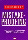 img - for The Basics of Mistake-Proofing book / textbook / text book