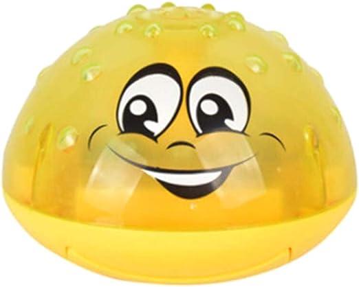 Dowoa Juguete de Bola de rociadores, Juguetes de baño flotantes ...