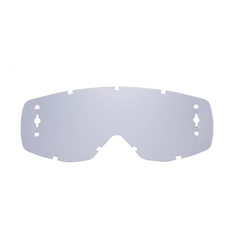 Tyrant SeeCle 415137 roll-off-linsen mit verspiegelten Linsen in rauchfarben kompatibel mit Scott Huste Split Maske