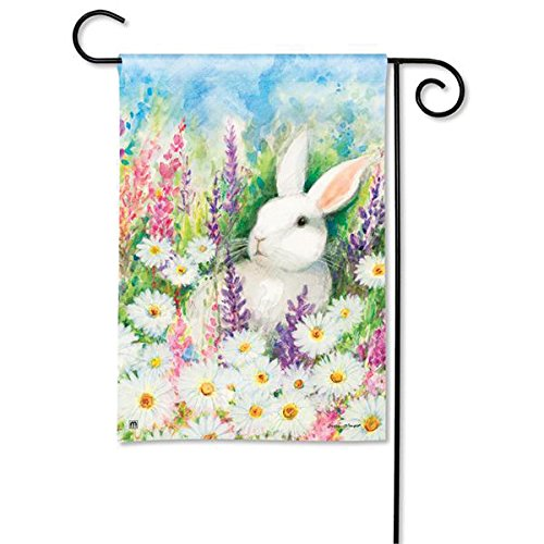 magnet works mail31099 white bunny