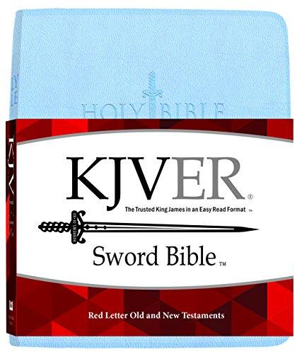 Kjver Sword Bible Personal (KJVER Sword Value Thinline Bible Personal Size Lavender Ultrasoft: King James Version Easy Read)