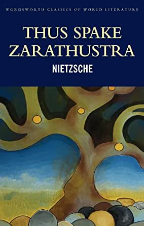 an analysis of thus spoke zarathustra by nietzsche Thus spake zarathustra, also translated as thus spoke zarathustra, treatise by friedrich nietzsche, written in four parts and published in german between 1883 and 1885 as also sprach zarathustra the work is incomplete, according to nietzsche's original plan, but it is the first thorough statement of nietzsche's mature philosophy and the.