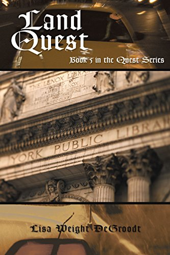 Download e-book Land Quest: Book 5 in the Quest Series