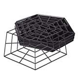 Katai 20 Pack Plastic Pond Guard Net Protector. Floating Heron Deterrent Complete with 2 Garden Plant Ties