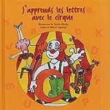 J'apprends les lettres avec le cirque