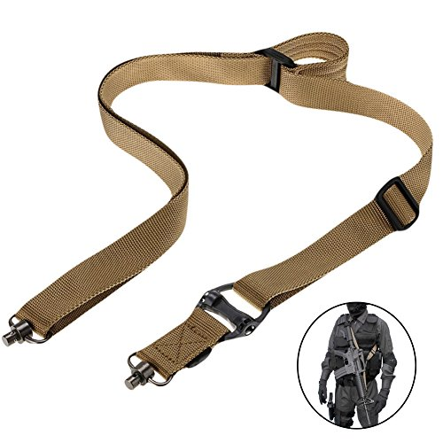 Single Point Weapon Sling - 6