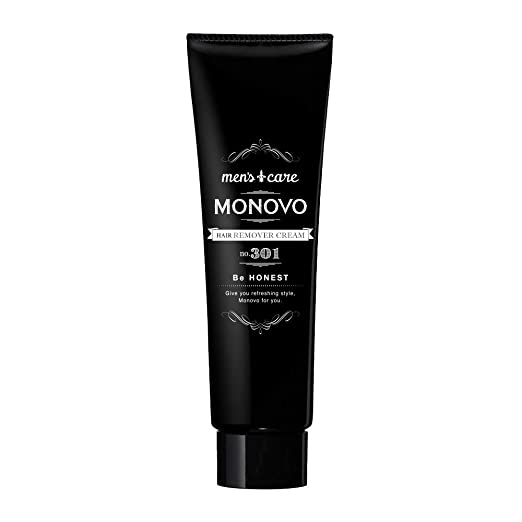 Amazon.com: MONOVO - Eliminador de pelo hidratado crema para ...