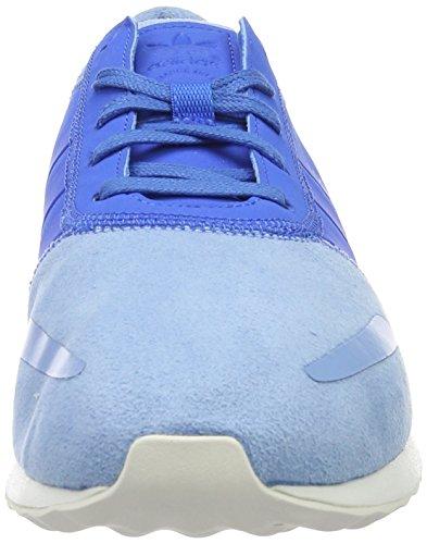 Adidas Los Angeles AQ2594 Blue/Blue/White Trainers o8tr7Ubp
