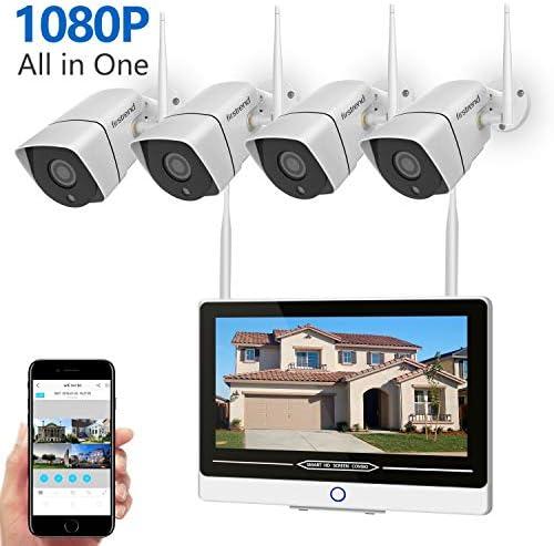 Security Camera System Wirele