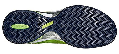 Lotto - Zapatillas de tenis para hombre verde clover fluo/white