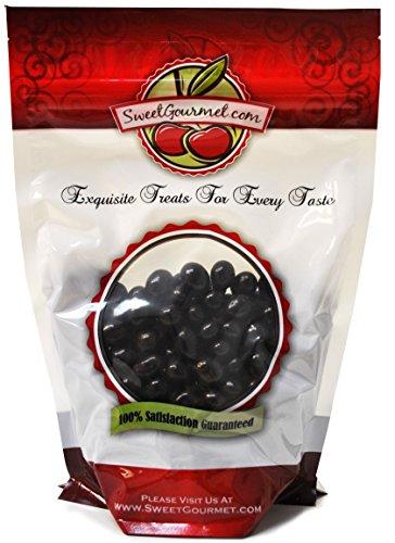 SweetGourmet Dim Chocolate Espresso Coffee Beans, 16 Oz